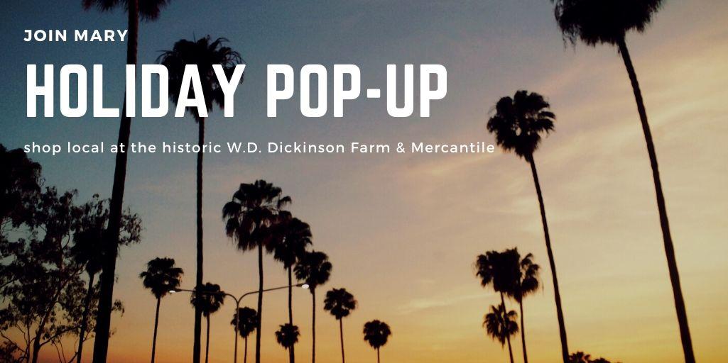 events, books, pop-up markets