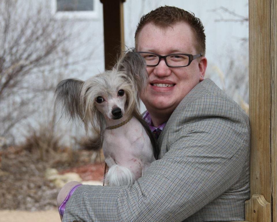 Joshua Medenblik Professional Dog And Cat Groomer Certified Pet Aesthetician VIP Grooming Salon Grand Rapids Michigan 49508
