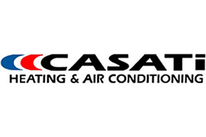 Casati Heating & Air Conditioning logo