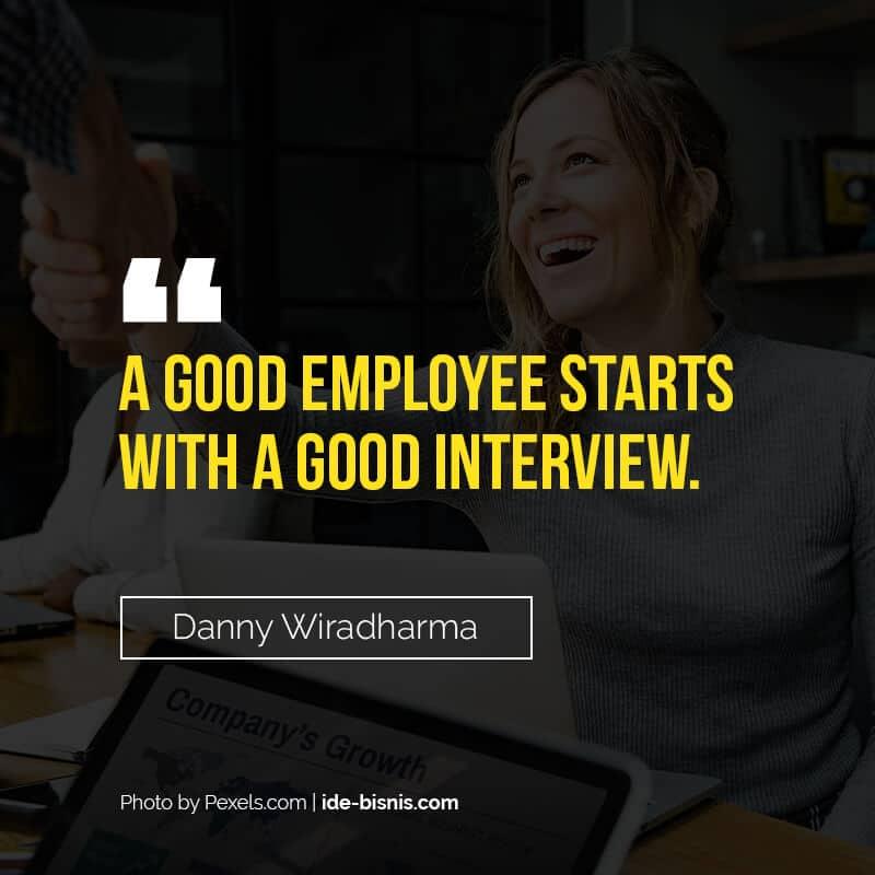 quote job recruitment