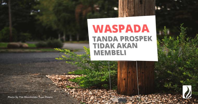 tanda prospek php