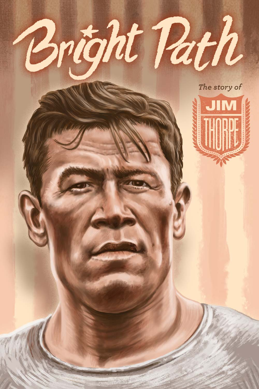 Jim Thorpe portrait