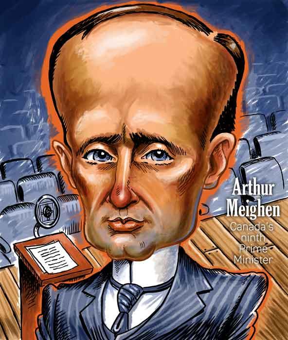 Arthur Meighan
