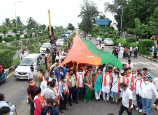 C R Patil Car Rally In Surat - Breaking News from India