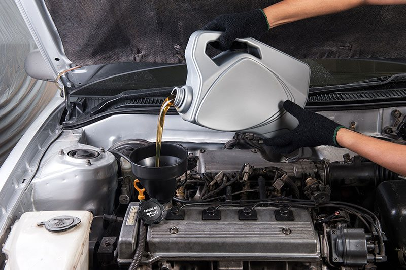 Benefits Of Changing Your Engine Oil On Time