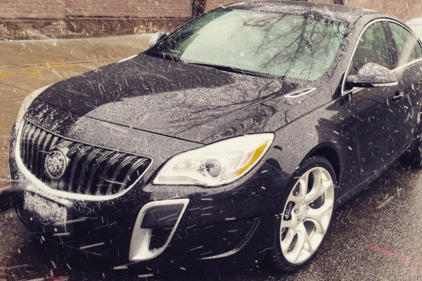 Let Your Vehicle Say 'I am good for winter'