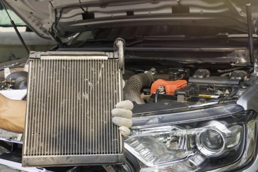Effective Car Radiator Repair Services in Los Angeles