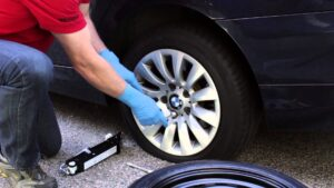 Get to Know Changing a Flat Tire?