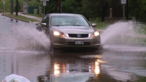 How to Drive in Flooded Roads