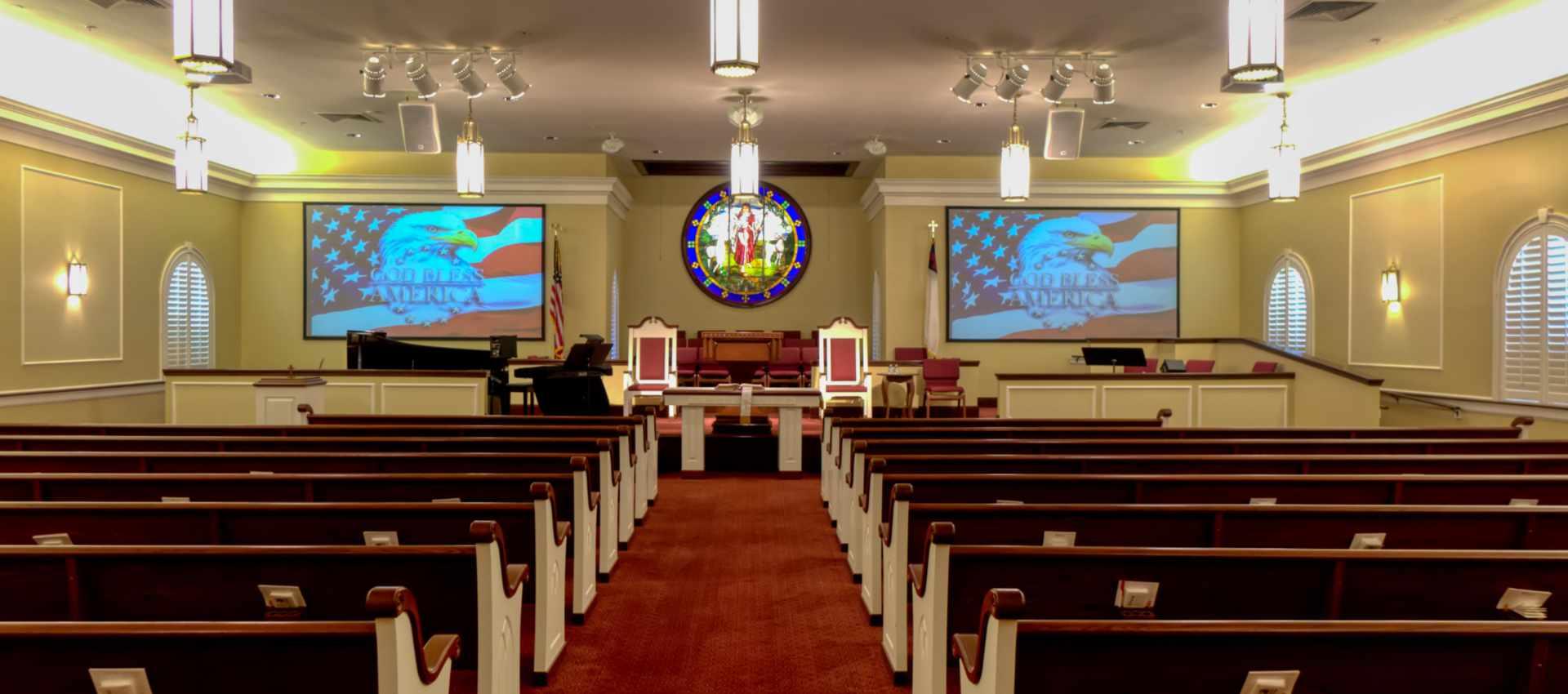 Inside Redeemer