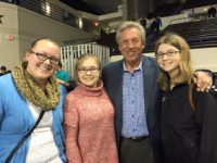 KYL Students & Volunteer with Author John C. Maxwell