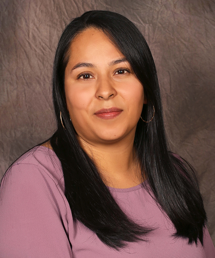 Joanna Rivas, Executive Assistant