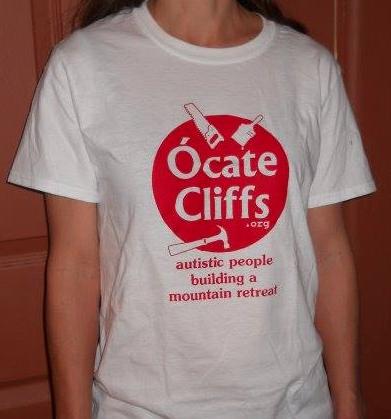 t-shirt ócate cliffs