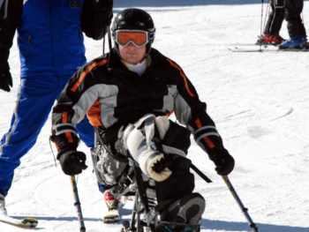 adaptive skiing centers