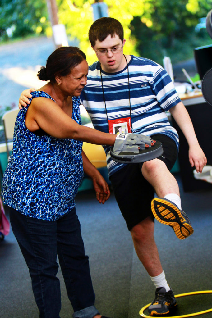 Exercise programs provided by organizations such as the SPIRIT Club in Kensington, MD are essential in fighting health problems in autistic adults.