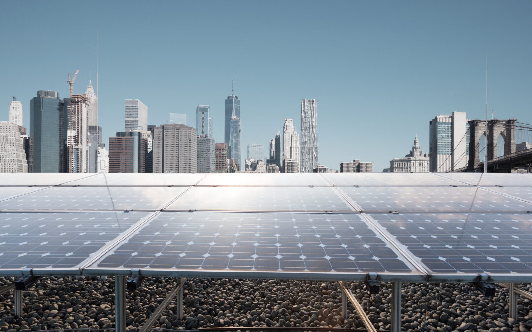 NYC Requires Solar or Green Roof Sustainable Zone: New York Attorney