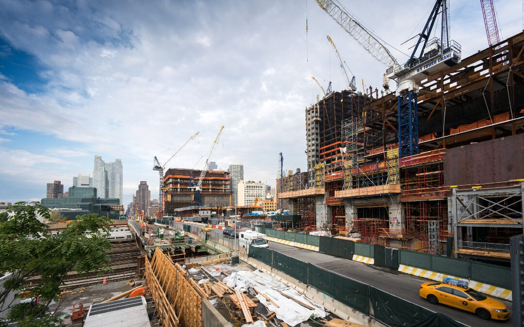 NYC DOB Bans Non-Essential Construction & Demolition Sites during COVID-19 Outbreak