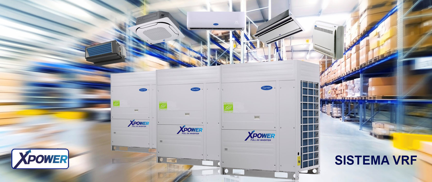 Carrier XPOWER