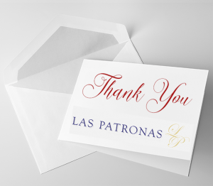 Gratitude: Las Patronas