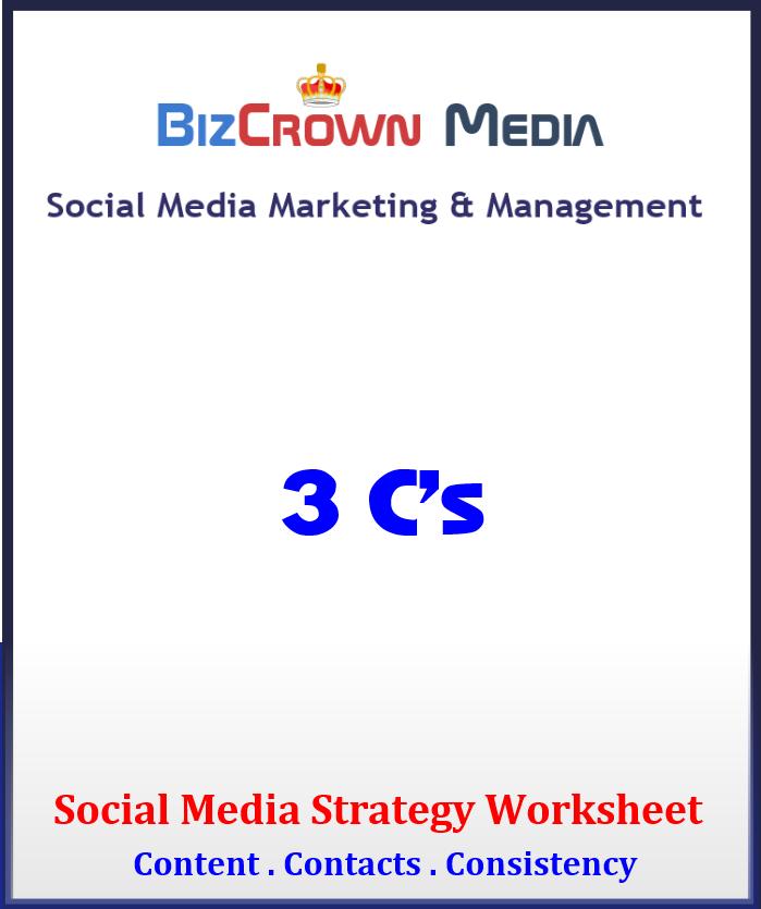 social media strategy bizcrown