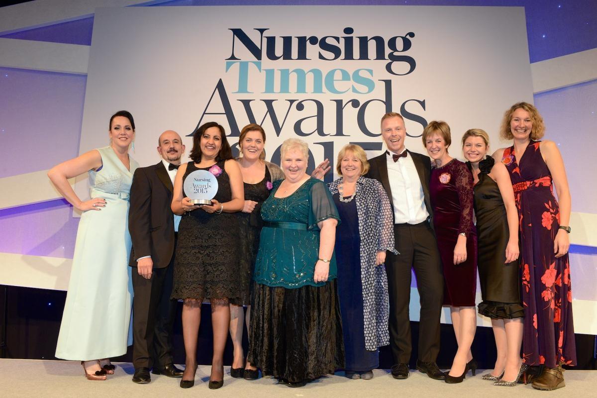 AIT Nursing Award
