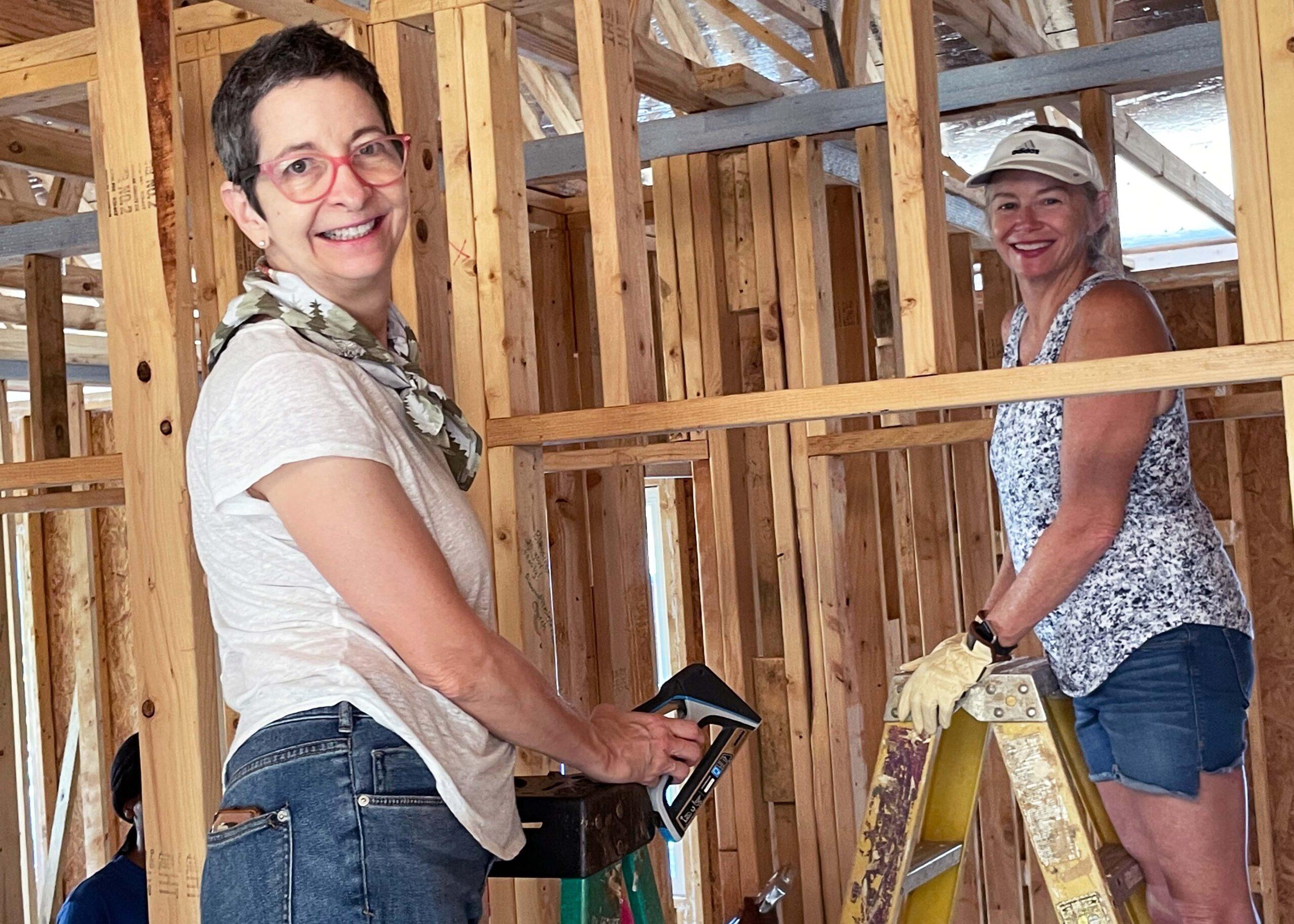Women Build 2021 Team SBCG