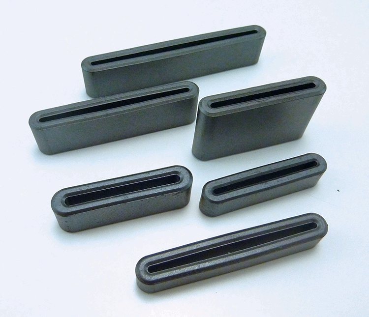 Solid Ferrite Cores for Flat Cables: GSSC Series