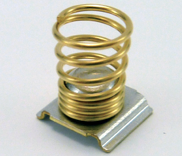 Coil Spring On‐board Contact: OGSR Series