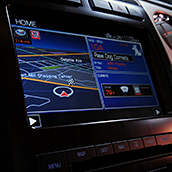 Application: Car Navigation
