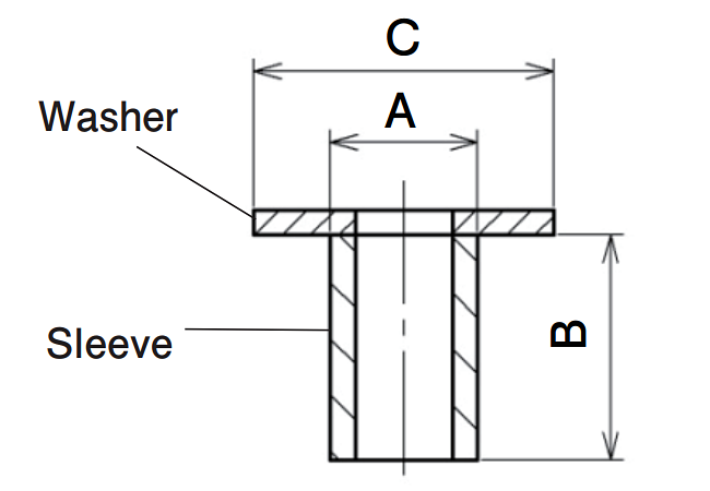 Recommended Sleeve for Damper Installation