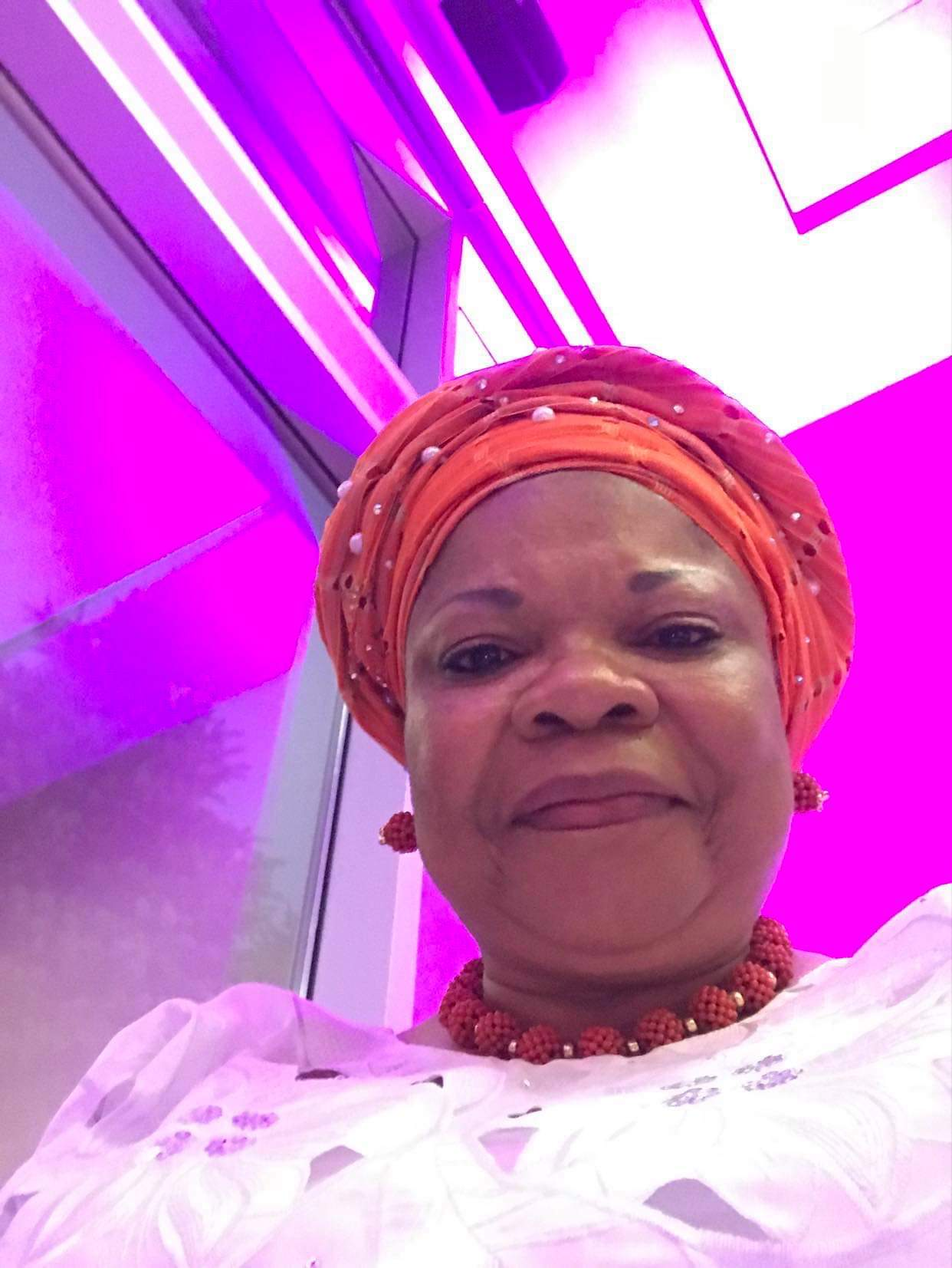 Dr Mrs Margaret Oshinowo-Chairperson