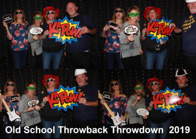 Colleen and Friends Photobooth