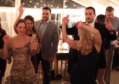Ladies Having Fun on the Dancefloor
