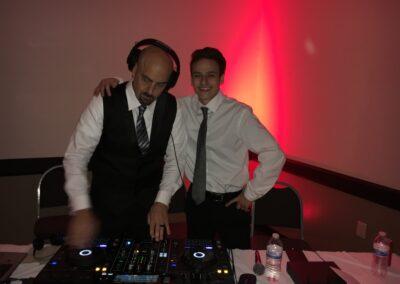 DJ Gene and DJ Gennaro