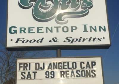 DJ Angelo at Ott's Marquee