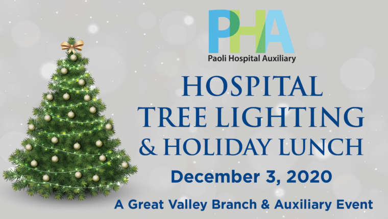 Hospital Tree Lighting & Holiday Lunch