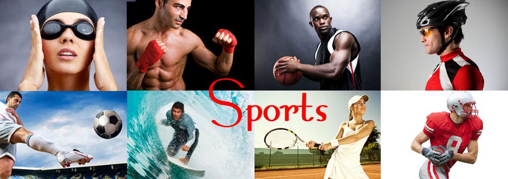 Slide 7 - Sports