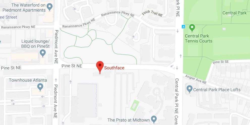 Southface Google Map