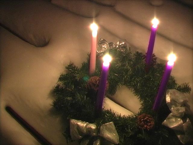 Advent Wreath Blog Post