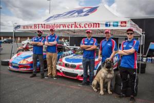 BTM Motorwerks team