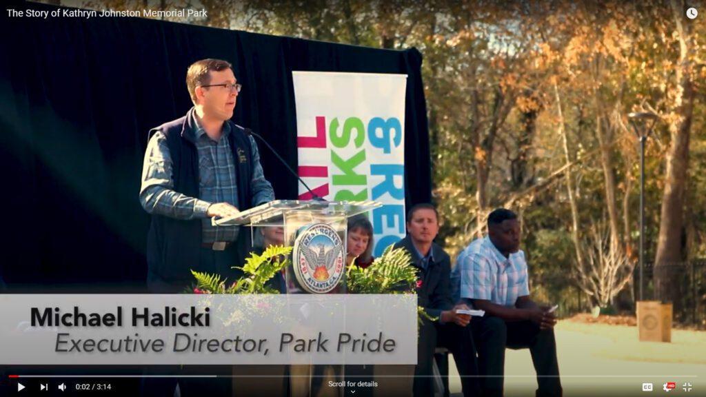 The Story of Kathryn Johnson Memorial Park