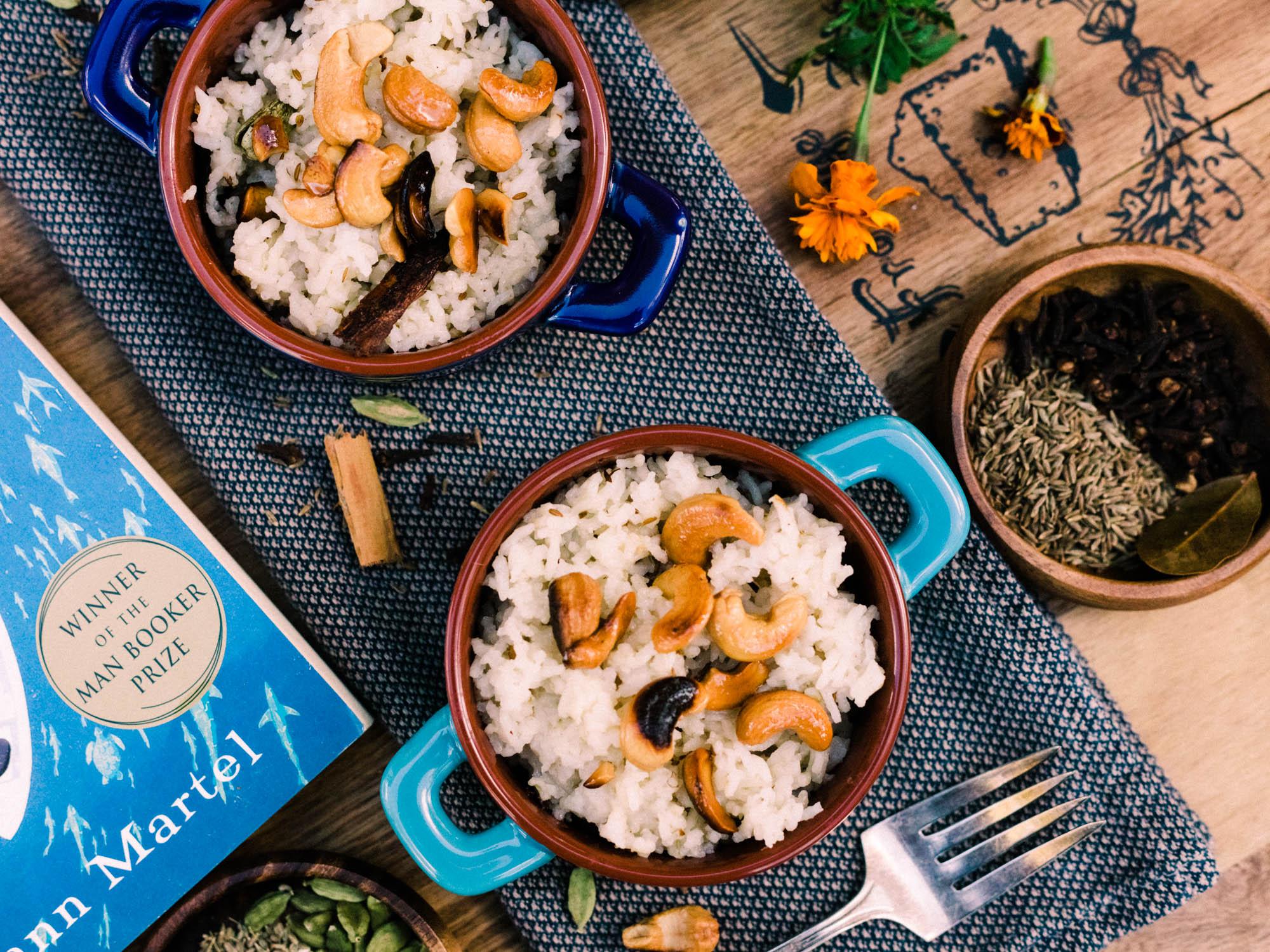 Instant Pot Jeera Rice | Let's Taco Bout It Blog