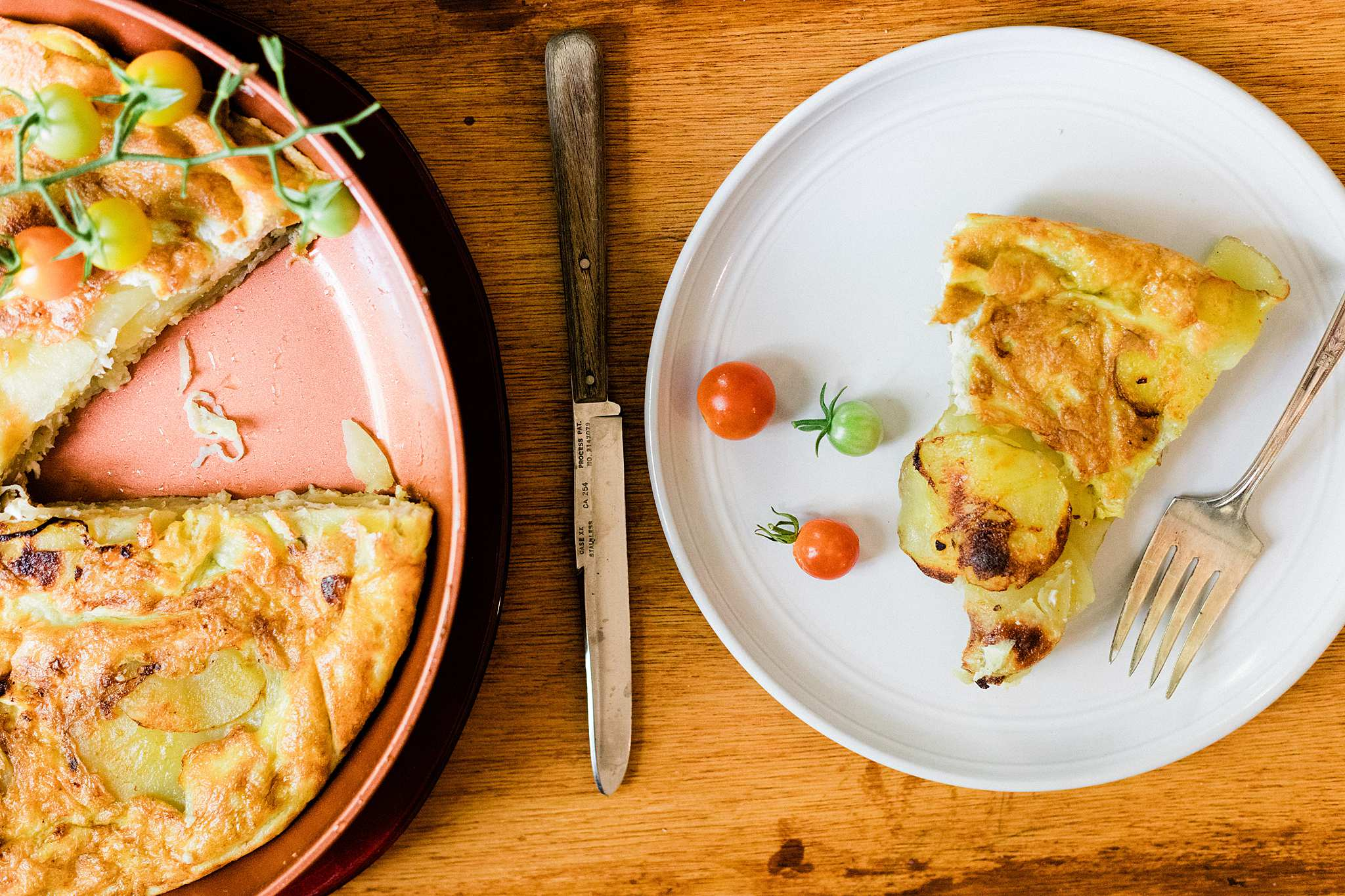 Spanish Tortilla | Let's Taco Bout It Blog