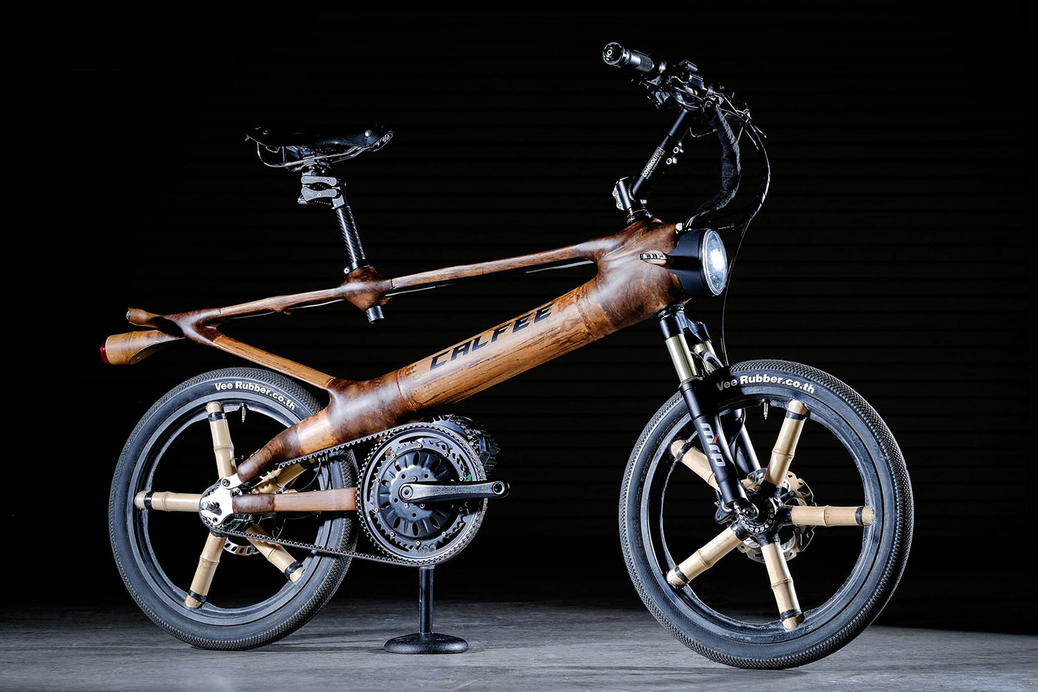 Amazing Bike Design by Craig Calfee