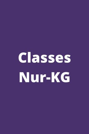 Classes Nur-KG