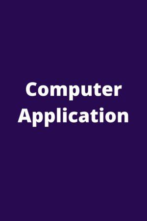 CBSE 9-10 Computer Science
