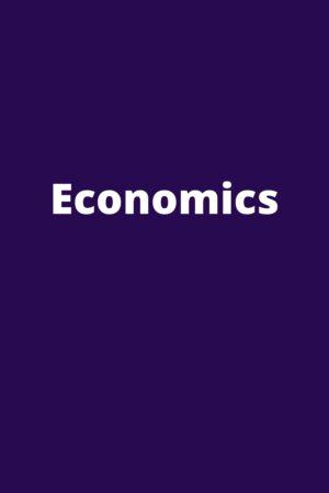 CBSE 11-12 Economics