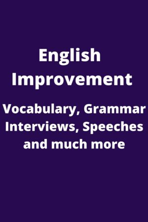 English Improvement
