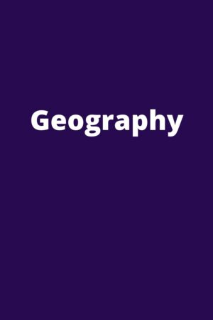 CBSE 11-12 Geography