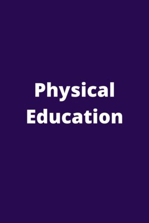CBSE 11-12 Physical Education